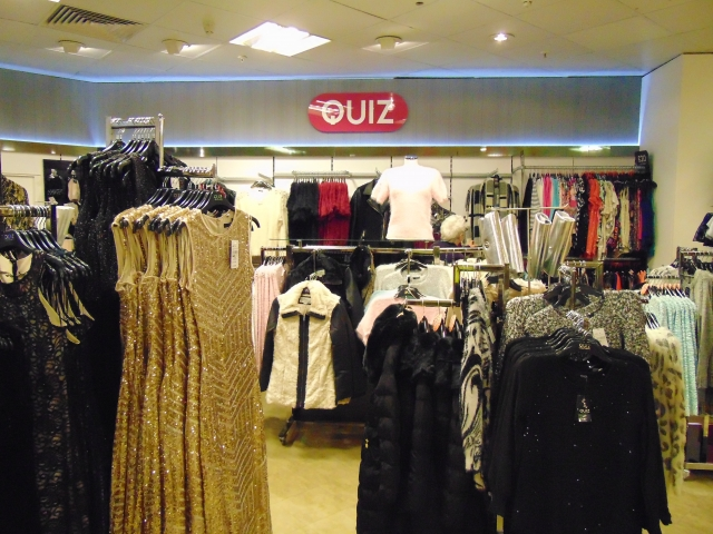 Quiz Clothing Discounts
