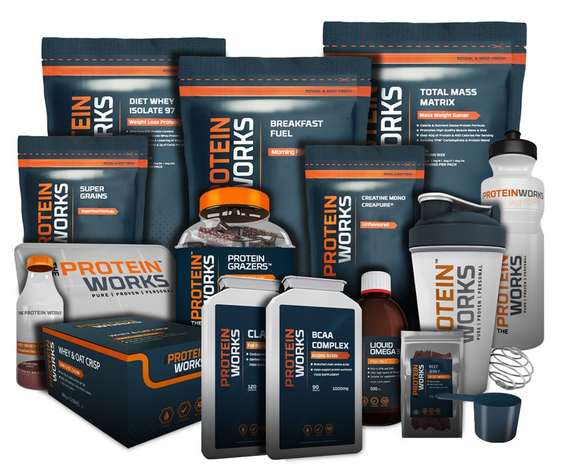 Monster Supplements Discounts