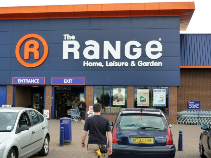 The Range  Discounts