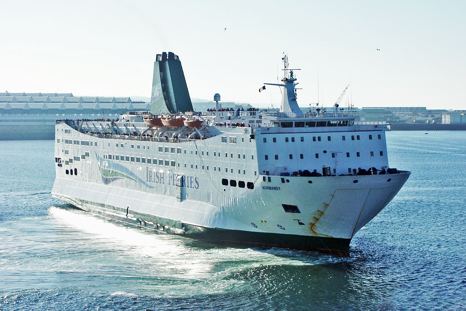 Irish Ferries Discounts