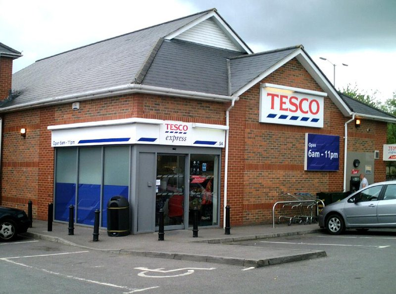 Tesco Express Discounts