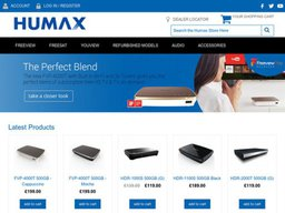 Humax screenshot