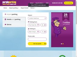 Purple Parking screenshot