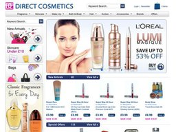 Direct Cosmetics screenshot