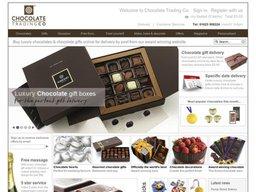 Chocolate Trading Company screenshot