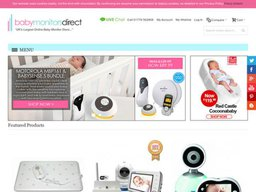 Baby Monitors Direct screenshot