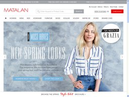 Matalan Direct screenshot