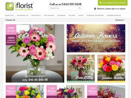 iflorist screenshot