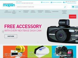 Maplin screenshot