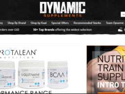 Dynamic Supplements screenshot