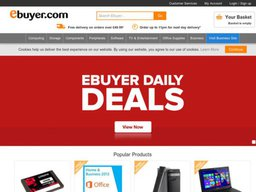 Ebuyer screenshot