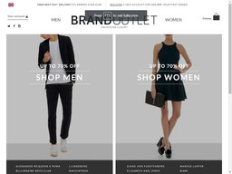 Brandoutlet screenshot