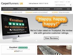 Carpet Runners UK screenshot