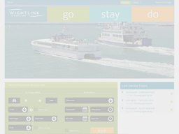 Wightlink screenshot