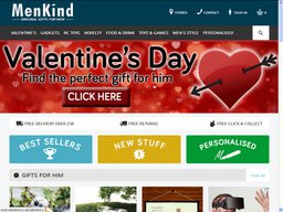 MenKind screenshot