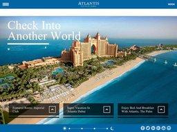 Atlantis The Palm screenshot