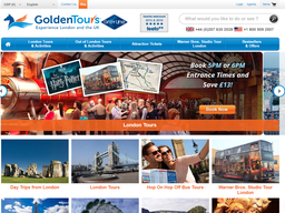 Golden Tours screenshot
