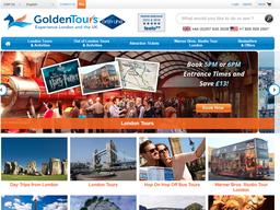 Golden Tours screenshot