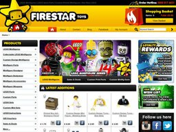 FireStar Toys screenshot