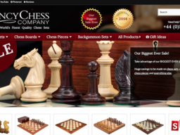 The Regency Chess Company screenshot