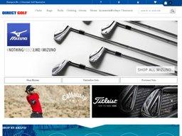 Direct Golf screenshot