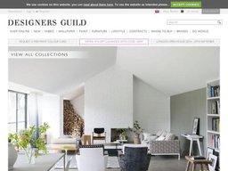Designers Guild screenshot