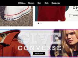 Converse screenshot