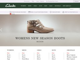 Clarks screenshot