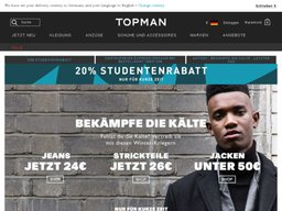 Topman screenshot