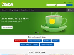 ASDA screenshot