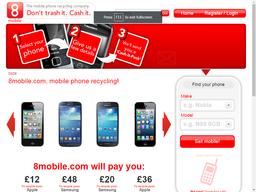 8 Mobile screenshot