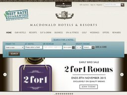 Macdonald Hotel screenshot