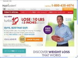 Nutrisystem screenshot