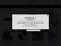 Daniel Footwear screenshot