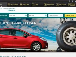 Gatwick Parking screenshot
