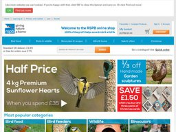 RSPB screenshot