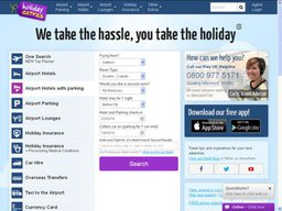 Holiday Extras screenshot