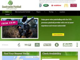 Countrywide Paintball screenshot