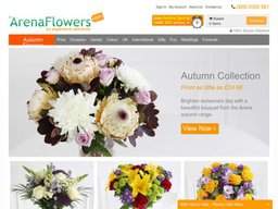 Arena Flowers screenshot