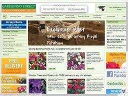 Gardening Direct screenshot