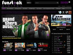 Funstock Digital screenshot