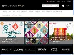 Gorgeous Shop screenshot