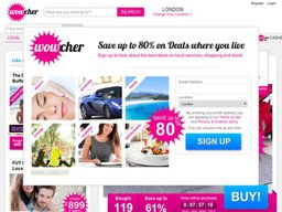 Wowcher screenshot