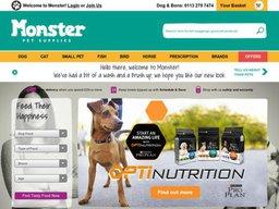Monster Pet Supplies screenshot
