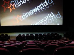 Cineworld screenshot