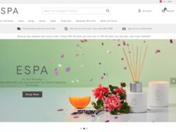 ESPA Skincare screenshot