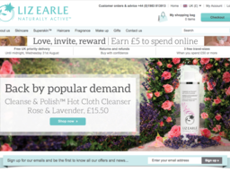 Liz Earle screenshot