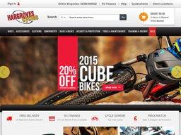 Hargroves Cycles screenshot