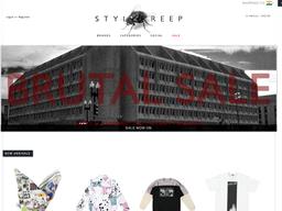 StyleCreep screenshot