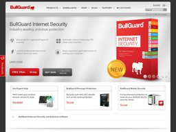 BullGuard UK screenshot